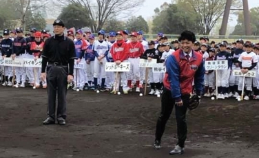 少年野球やスポーツ大会への参加